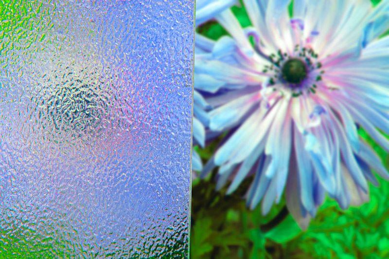 decorative ornamental glass crepi