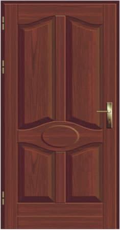 ourwooden doors classic line