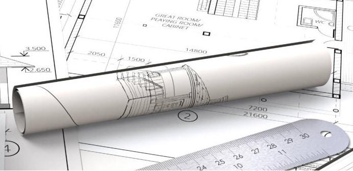 architect skechers drawings