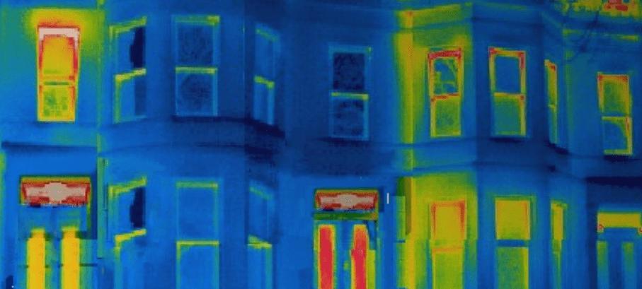 thermal transmittance of windows