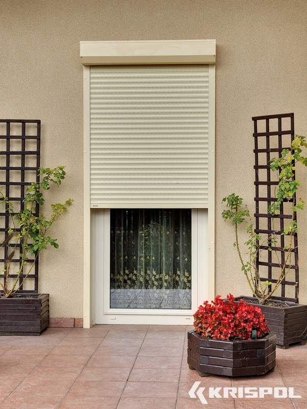 single sash balcony door